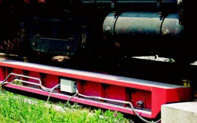 Balances à train, BIM, Rice Lake